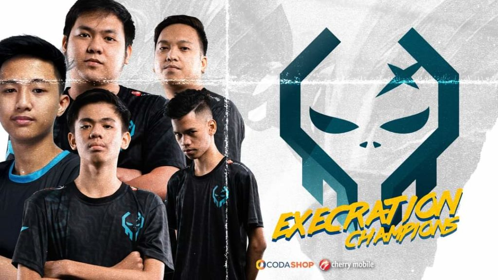 Execration flexes muscle ahead of MPL, crushes Aura for Just ML title