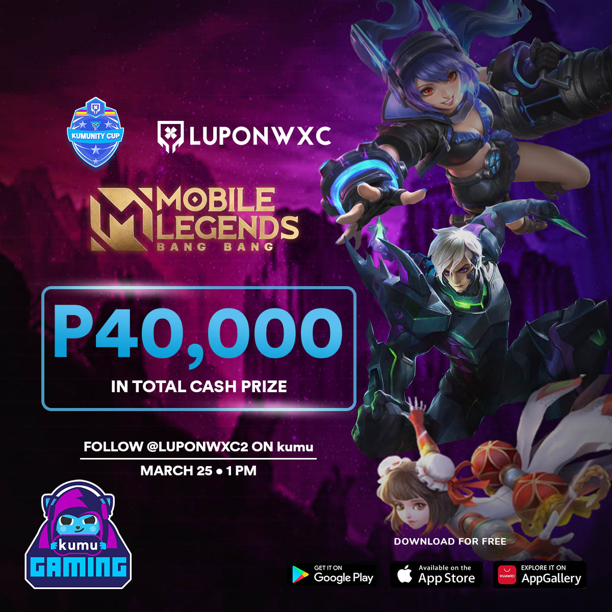 You Ready To Play? kumu Hosts the First-Ever Mobile Legends Kumunity Cup